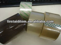 high quality bopp packing tape /clear water base acrylic bopp packing adhesive tape
