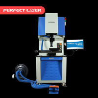 Best quality 20w 50w fiber laser dicing cutting solar cell silicon wafer machine