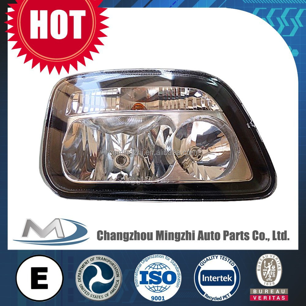 truck spare parts,used truck parts of actros MP2 led head lamp light OEM:9438200261/9438200161 E MARK HC-T-1001