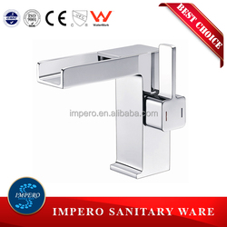 Foshan Sanitary Ware Bathroom Face Waterfall Basin Mixer with Australian Quality