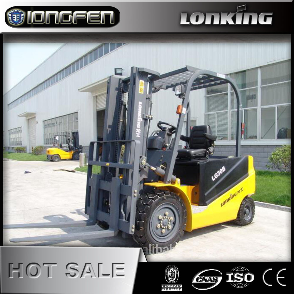 LG35B(ac) hot sale Lonking 3.5 ton hangzhou electric forklift for sale