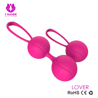 3pcs/set new style Sex Products Sexy Toys silicone magic geisha ball Love Ball Tight Vagina Toys