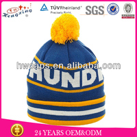 High quality wholesale 2013 winter stylish beanies knitted kids wool hats
