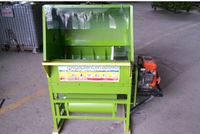 sorghum seed threshing machine