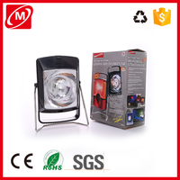 LED Battery operation Multi road light /4 in 1 LED outdoor light