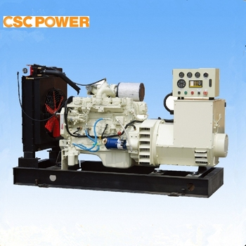 with cummins engine Authorized China Supplier !200KVA Marine Diesel Generating Sets