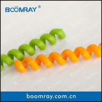 Hot Sale High Quality TPR Cable Winder Clip Rubber Holder Clamp foldback clips