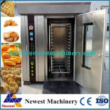 rotary oven machine for sale/henan suppliers electrical bread roaster/electric rotisserie for bread