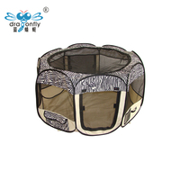 Pet Portable Foldable Play Pen for Exercise Kennels