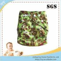diaper for old women solid color baby colth nappy