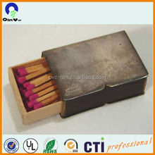 43mm splint size box wooden antique vintage safety match