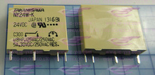TAKAMISAWA Power relay NY24W-K 24VDC 4pins 5A