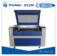 High speed 100w laser cutting machine/1290 laser glass engraving equipment for sale