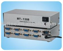 130MHZ 8PORT VGA splitter
