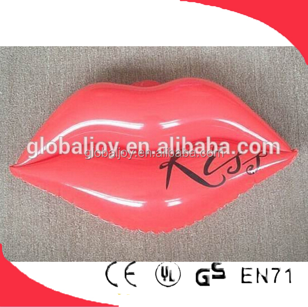Girl Hot Kiss/Hot Girl Sexy Lips/Inflatable Lips for Advertising