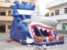 New design giant inflatable slide on sale,giant inflatable water slide