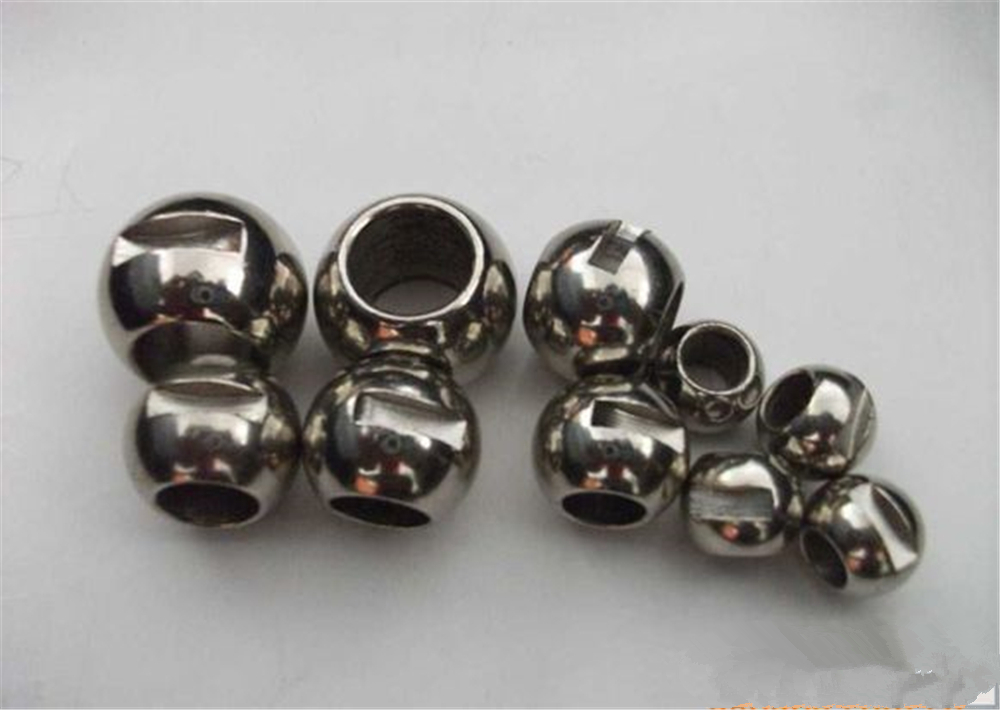 stainless steel balls threaded 20mm 30mm 50mm stainless steel hollow ball 60mm