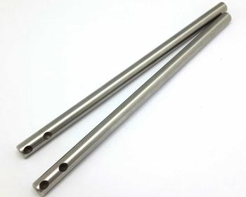 High precision small stainless steel shaft rod for printer