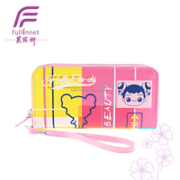 2016 New Arrival Spring Lady Wallet
