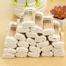 Double Tipped Cotton Swabs sterile cotton gauze swab/gauze sponges/sterile gauze compress