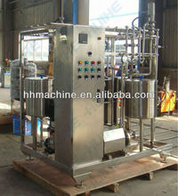 UHT Plate Sterilizer machine fruit juice sterilizer