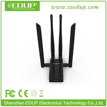 High speed network Newest 1750mbps wireless adapter rtl8814 usb wifi dongle