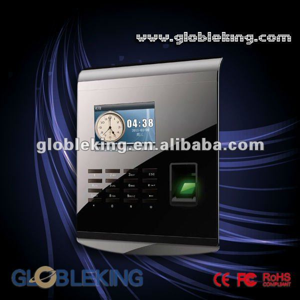 MH2000 electronic fingerprinting equipment