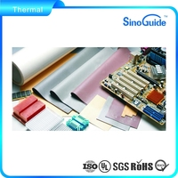 Thermal Conductive Electrically Insulating Sheet/Thermal Interface Material