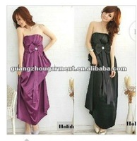 2012 hot selling plus size casual maxi dresses