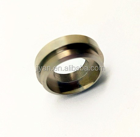 CNC machining Electronic Cigarette turned parts/custom CNC machining metal smoking stainless steel turning cap