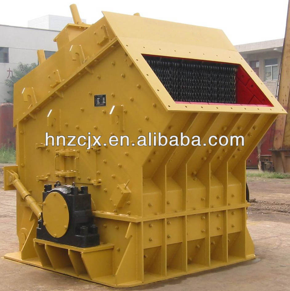China Leading Iron Ore Crusher Specifications with CE Authentication