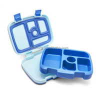 Children's Bento Lunch Box - Food Storage Container -Durable, Leak-proof, On-the-go Meal and Snack Packing