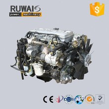Chinese Diesel Engines 40hp-300hp with clutch belt pulley