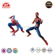 Chinese Supplier Plastic Spider - Man Toy, Custom Plastic Toy