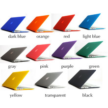 Shell Case for Macbook Air 11.6' 13.3', for Macbook Matte PC shell hard case