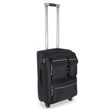 front pocket luggage for international travel