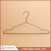 Electrical Coated Metal Hanger dry cleaning
