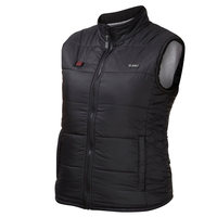 Men vest Interactive Bodywarmer double wear waistcoat