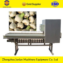 stainless steel garlic root cutting machine