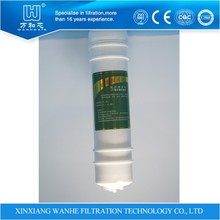 Korean Ultrafilration Filter Element Activated Carbon Water Filter
