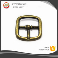 15mm Antique Brass Metal Buckle For
