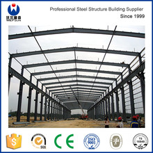 2017 Light weight metal steel structure prefabricated warehouse workshop building