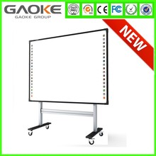 "50"" 65"" to 120 inches 10 Users Multi Touch opitcal Interactive Smart Board"