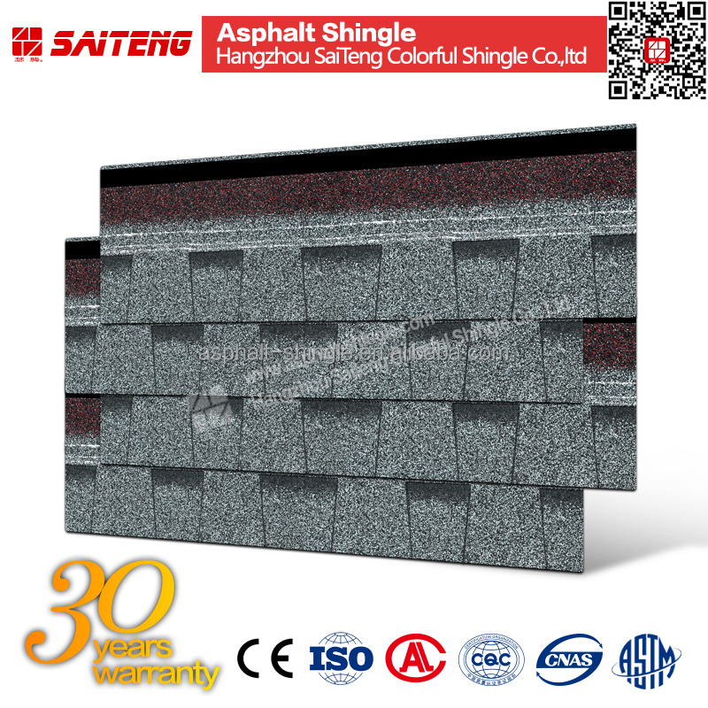 Estate Gray architectural Laminated Asphalt Roofing Shingles