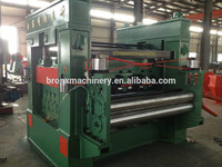 Modern design cut to length line in metal straightening machinery