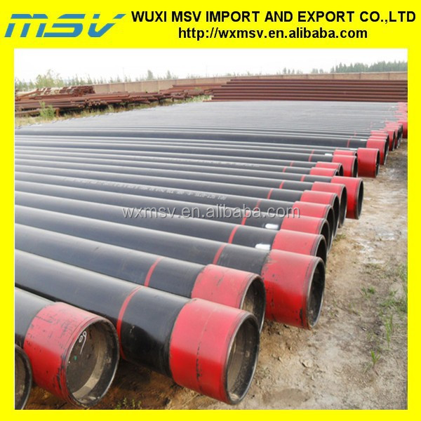 OCTG tubing and casing pipe,casing tube