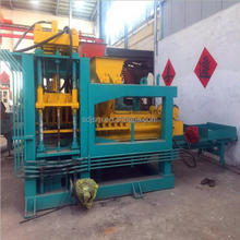 High pressure cement brick block making machine, fly ash brick making machine price