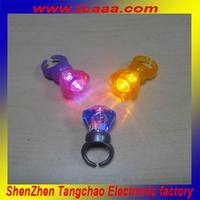 2014 novelty glow in the dark ring made in China