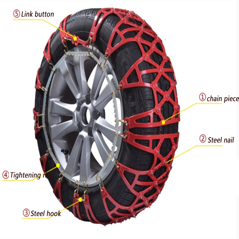 2016 new emergency coehells tire chains price list