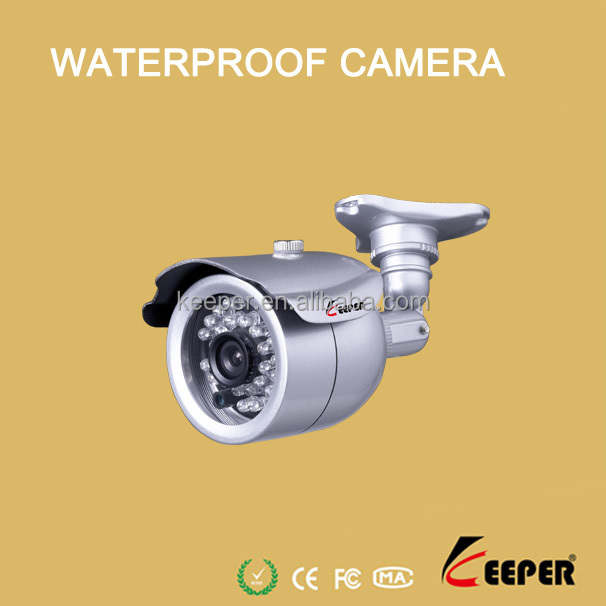 Economical design module,manufacturer wholesales Outdoor mini weatherproof bullet camera, OEM HD IR DIS cctv camera